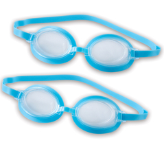 Play Day 8ft 3D Transparent Quick Set® Pool with 2 3D Goggles - Ready to Ship image 6