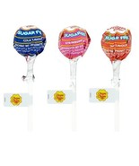 Individual Chupa Chups Sugar Free Lolly Various Flavours - $1.11