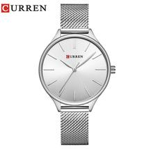 CURREN Watch Women Watches Ladies Creative Steel Women's Bracelet Watches Female - $35.31