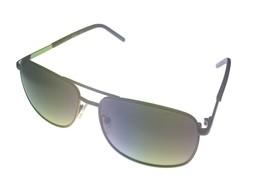 Kenneth Cole Reaction  Mens Sunglass Gunmetal Rectangle Aviator, KC1299 8B - $17.99