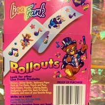 Vintage Lisa Frank Rollouts 90s Bear Designs Hollywood Etc image 2