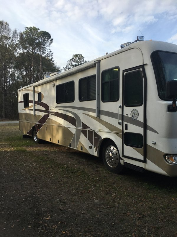 2004 Tiffin Phaeton 38GH for sale IN MOUNT PLEASANT, S.C 29451