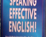 Speaking effective english guide to personal and professional communication hugh thumb155 crop