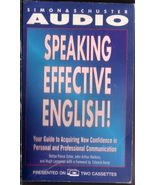 Speaking Effective English Guide Personal Professional Communication Cas... - $3.99
