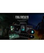 Final Fantasy VII 7 Remake PS4 1ST Class Soundtrack 8 CD Special Edit Ve... - $699.99