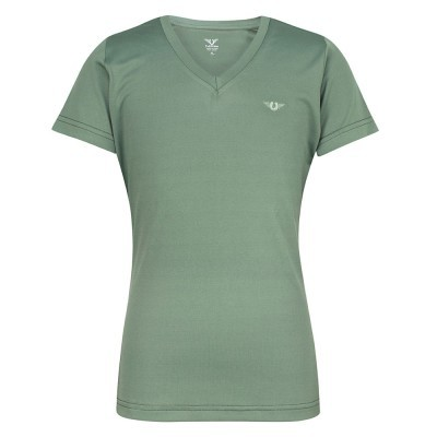 Tuffrider tshirt duck green