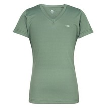Tuffrider Kids Taylor Tee Shirt size S in Duck Green image 1
