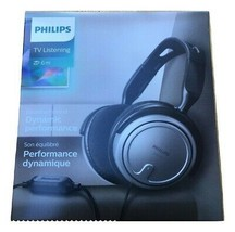 Philips TV Listening Over Ear Wired Headphones Dynamic Performance SHP25... - €21,24 EUR