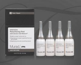 Murad Intensive Resurfacing Peel 4 Vials BOX WITH SEAL - $29.69