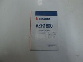 2007 Suzuki VZR1800 Operatori Proprietari Owner Manuale Fabbrica Nuovo - $54.57