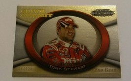 2009 Press Pass Showcase 2nd Gear Tony Stewart #'d 104 of 125 - $9.90
