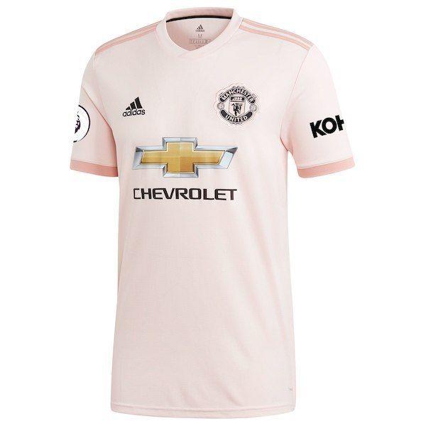 6dd6c647a08 Adidas Manchester United Away Jersey 2018 2019 Season -  79.99