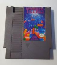 TETRIS NES Video Game Cartridge Nintendo Entertainment System 1989 - $17.77
