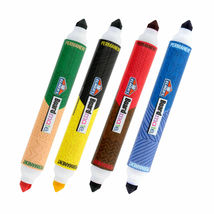 Set of 4 Elmer's Board Mate Dual Colors Thin Thick Tip Permanent Markers NEW image 3
