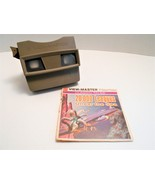 Vintage GAF Viewmaster Viewer with 3 Reel 20,000 Leagues Under the Sea - $15.00