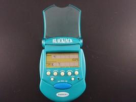 Radica flip top blackjack electronic handheld  flip-top - $7.37
