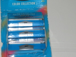 Sony Premium Digital Video Cassette Tapes 60 Min Lp-90 Mini Dvc 3 Pk - $12.20