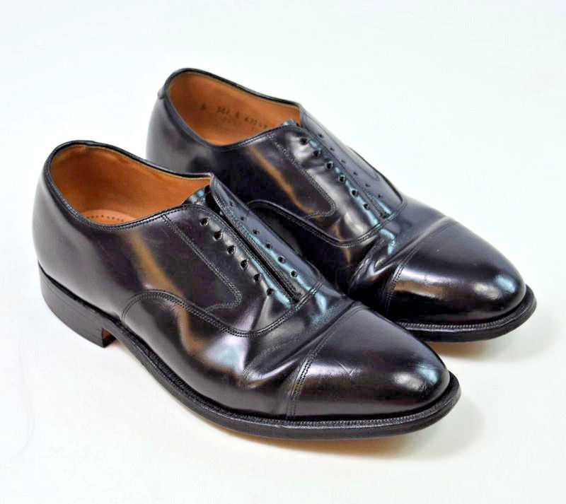 Johnston Murphy Optima Black Leather Oxford And 50 Similar Items