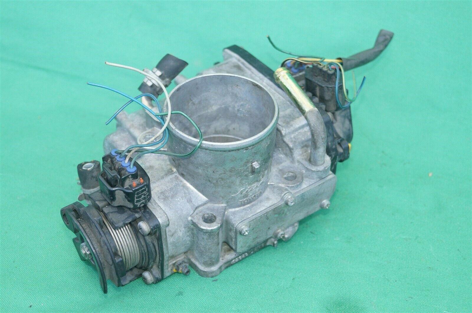2001 2002 4Runner 2001-2004 Tacoma Tundra 3.4L V6 5VZ Throttle Body Valve TPS