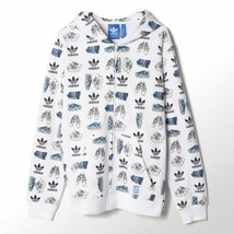 Adidas Originals NIGO 25 Mix Shoe Pop Hoodie Size Medium SHIPPING S24500 - $98.97