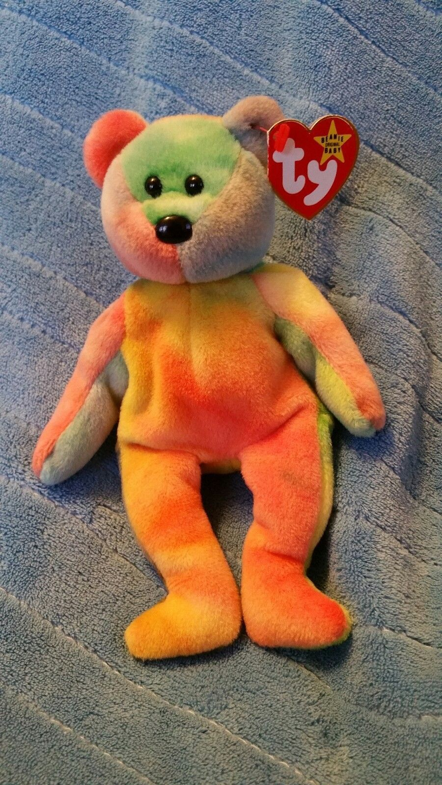 fa7e8c34030 Ty beanie babies Garcia Lots of pink and and 50 similar items. S l1600