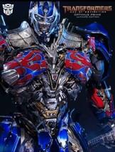 Transformers Optimus Prime Ultimate Édition Ex 888 Limité Mondial Figuri... - $2,143.37