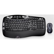 Logitech Keyboard and Mouse 920-002555 Wireless Wave Combo MK550 2.4GHz ... - $82.81
