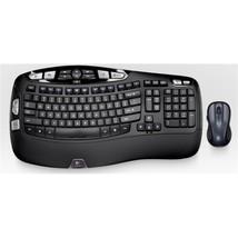 Logitech Keyboard and Mouse 920-002555 Wireless Wave Combo MK550 2.4GHz ... - $1.564,31 MXN
