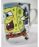 VIACOM Spongebob Squarepants Patrick Star Winter Holiday Coffee Mug Cera... - $19.99