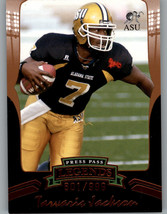 2006 Press Pass Legends Football Insert/Parallel Singles (Pick Your Cards) - $1.10+