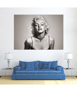 Wall Poster Art Giant Picture Print Marilyn Monroe #1 0084PB - $24.99