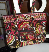 Vera Bradley Villager large zipper tote in Puccini  #2 - $46.00