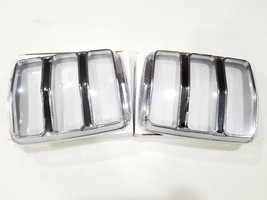 United Pacific F6405-2 Tail Light Bezel Set 1964-1966 Ford Mustang - $42.55