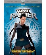 Lara Croft: Tomb Raider DVD - $0.00