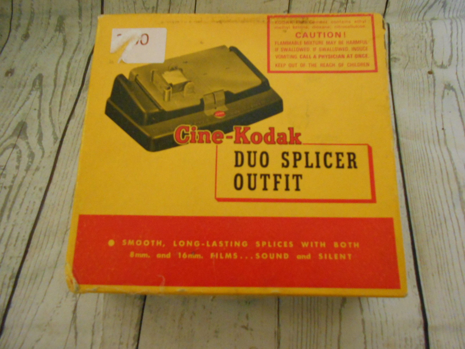 Vintage Cine-Kodak Duo Splicer Outfit w/Box and 32 similar items