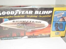 Vintage Revell Model - Good Year Blimp W/LIGHTED MESSAGES- SEALED- NEW- Sh - $171.50