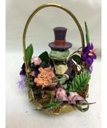 Katherine's Collection frog basket Christmas tree Ornament 05-10630 - $19.99