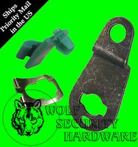Strattec GM LH Driver Door Lock Pawl Metal Lever Cam Plastic Rod Retainer Clip - $16.96
