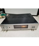 TOSHIBA SC-665 VINTAGE CLASSIC HI-FI POWER AMPLIFIER AS IS FOR PARTS OR ... - $166.20