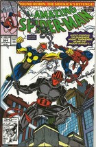 Amazing Spiderman #354 ORIGINAL Vintage 1991 Marvel Comics Nova - $19.79