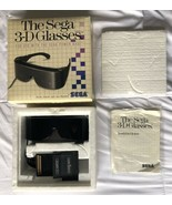 Official Sega Master System 3-D Glasses & Adapter Complete In Original B... - $150.00