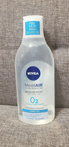 Nivea Daily Micellar Water 3 In 1 Care Cleanser Increase Oxygen Uptake 400ml - $17.10