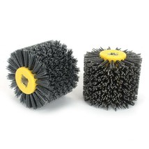 Abrasives Wire Brush Wheel Sander 100x120x13mm P600 Wooden Furniture Pol... - $41.93+