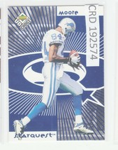 1998 Upper Deck Statquest Moore Rookquest Crowell  #Sr24  192574 - $1.86