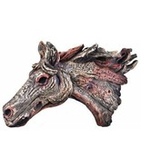 "Wood Look Horse Head Wall Art Measures approx. 15""x 8"" Includes Wall Han... - $28.51"