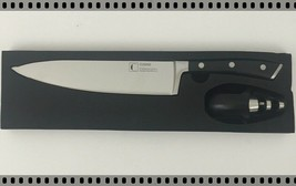 NEW Cuisine Kitchen Chef Knife 8 inch High Carbon Stainless Steel with S... - $29.65