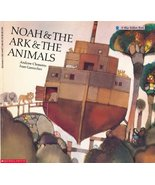 Noah and the Ark and the Animals Clements, Andrew and Gantschev, Ivan - $1.83