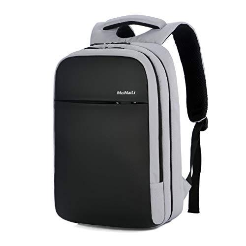 Travel Computer Backpack, Business Laptop Backpack with USB Charging Port,Water