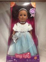 "My Life As Winter Princess 18"" Doll * African American * Beautiful NEW  - $32.62"