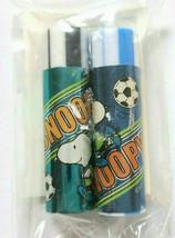 PEANUTS SNOOPY Eraser SANRIO Football Rare Old - $15.80